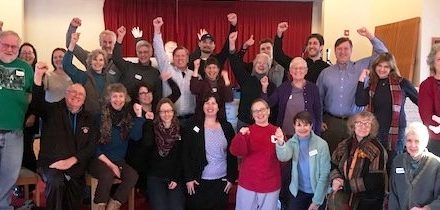 Metrowest Node March Meeting – Sustaining the Activist