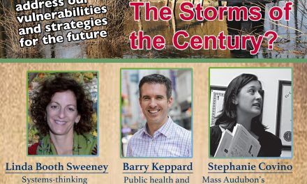 "Concord Forum Thurs 7:30 ""Are We Prepared for the Storms of the Century"""