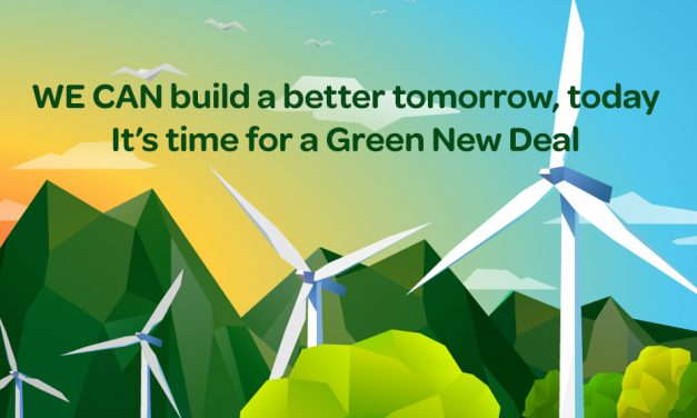 Green New Deal Town Hall with Senators Markey and Clark Wednesday, Aug 21, 6:30-8pm