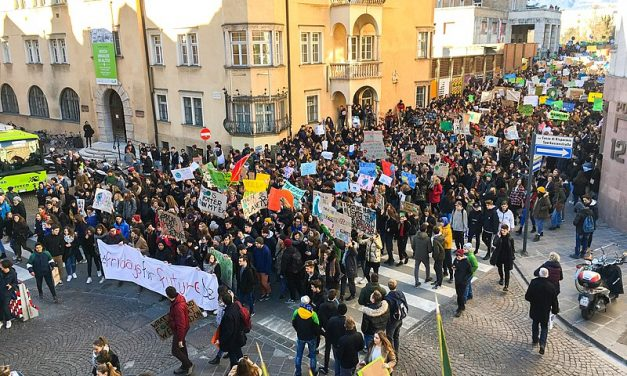 Thousands of Youth Worldwide Take Part in Climate Strike