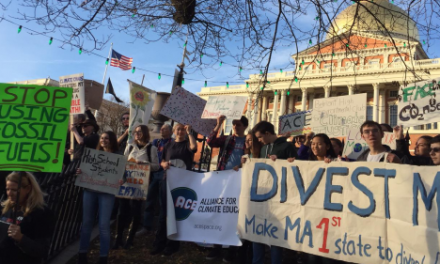 Take action to let Massachusetts pension systems divest from the fossil fuel industry